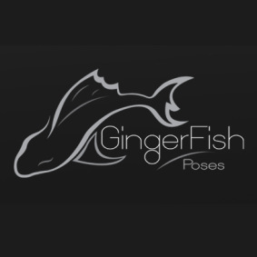 GINGERFISH POSES